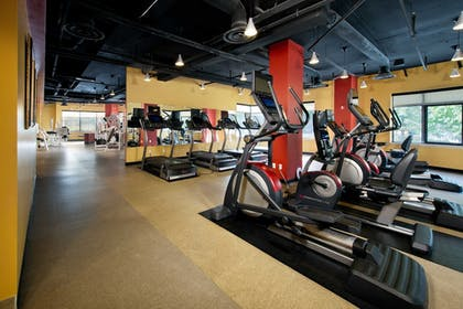 Gym | Instrata by Executive Apartments