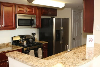 In-Room Kitchen | Instrata by Executive Apartments