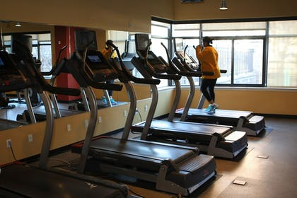 Gym   Instrata by Executive Apartments