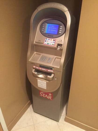 ATM/Banking On site | Instrata by Executive Apartments