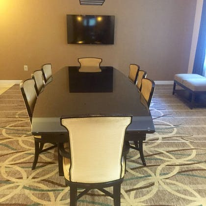 Business Center   Instrata by Executive Apartments