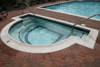 Outdoor Spa Tub | Instrata by Executive Apartments