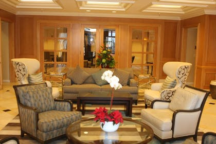 Lobby Lounge   Instrata by Executive Apartments
