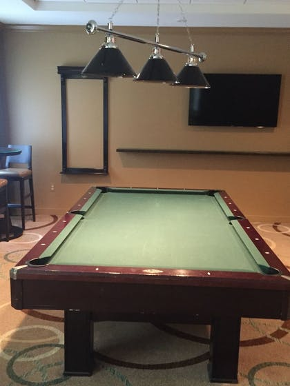 Billiards   Instrata by Executive Apartments