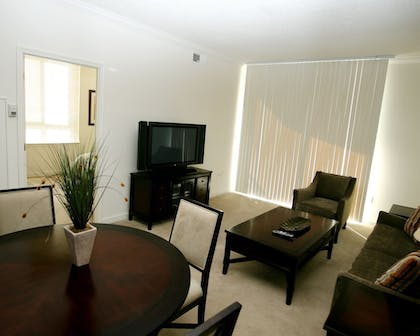 Living Area   Instrata by Executive Apartments