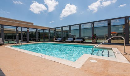 Rooftop Pool | Millennium by Executive Apartments