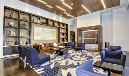 Library | Millennium by Executive Apartments