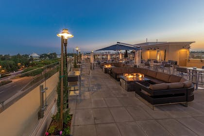 Terrace/Patio | Grand Legacy At the Park