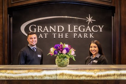 Reception | Grand Legacy At the Park