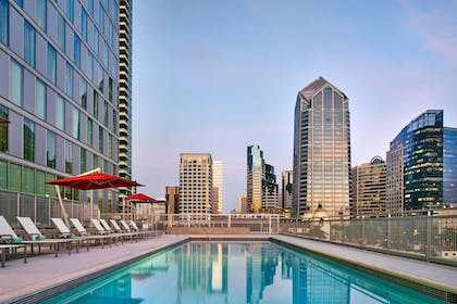 Outdoor Pool | Residence Inn by Marriott San Diego Downtown/Bayfront