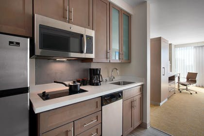 In-Room Kitchen | Residence Inn by Marriott San Diego Downtown/Bayfront
