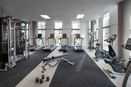 Sports Facility | Residence Inn by Marriott San Diego Downtown/Bayfront