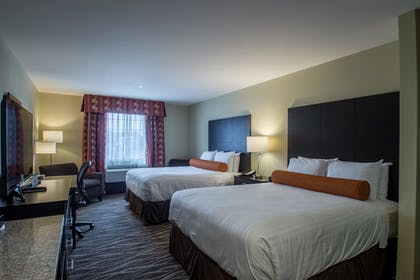 Guestroom   Cobblestone Inn & Suites – St. Mary's