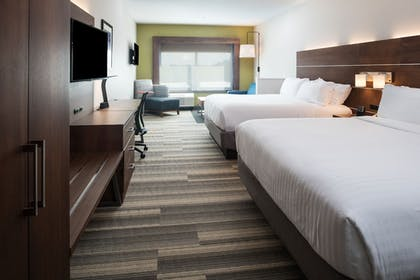 Room   Holiday Inn Express & Suites Ruston