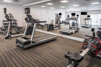 Fitness Facility | Holiday Inn Express & Suites Ruston