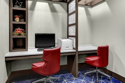 Business Center | Residence Inn by Marriott Philadelphia Airport