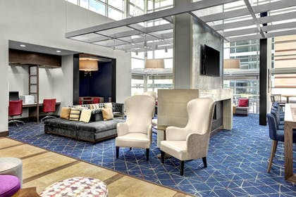 Lobby | Residence Inn by Marriott Philadelphia Airport