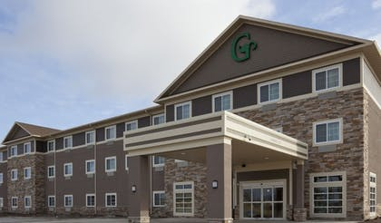 Exterior | GrandStay Hotel and Suites