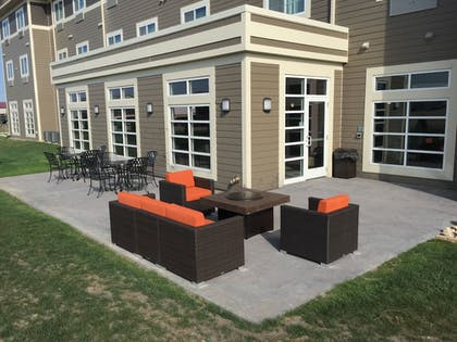 Terrace/Patio | GrandStay Hotel and Suites