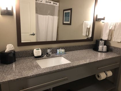 Bathroom | GrandStay Hotel and Suites