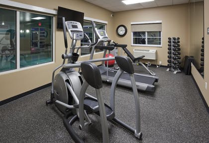 Fitness Facility | GrandStay Hotel and Suites