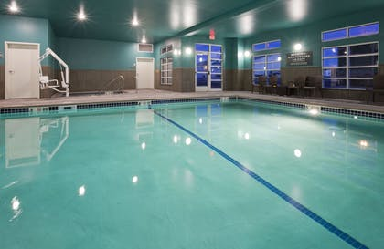 Indoor Pool | GrandStay Hotel and Suites