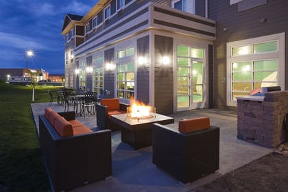 Porch | GrandStay Hotel and Suites