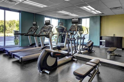 Sports Facility | Fairfield Inn & Suites Lansing at Eastwood