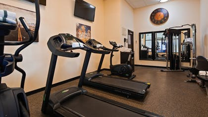 Fitness Facility | Best Western Plus North Platte Inn & Suites