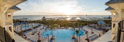 Beach/Ocean View | The Beach Club at Charleston Harbor Resort and Marina