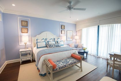 Guestroom | The Beach Club at Charleston Harbor Resort and Marina