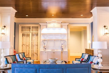 Lobby | The Beach Club at Charleston Harbor Resort and Marina