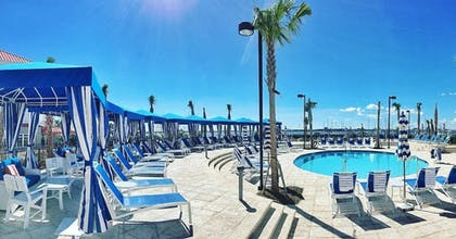Outdoor Pool | The Beach Club at Charleston Harbor Resort and Marina