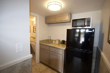 In-Room Kitchenette | At Home Inn & Suites
