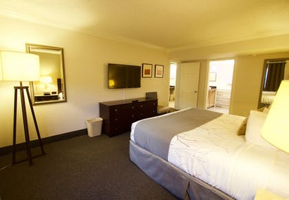 Guestroom | At Home Inn & Suites