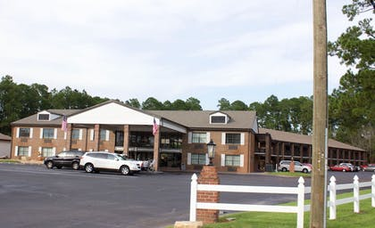 Hotel Front | At Home Inn & Suites
