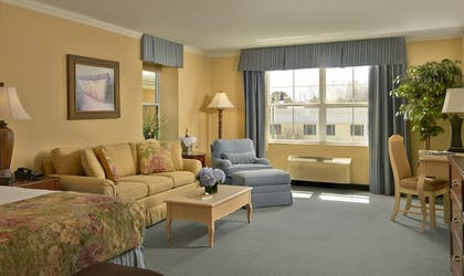 Living Area   Hotel Rehoboth