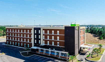 Hotel Front | Home2 Suites by Hilton Gulfport I-10