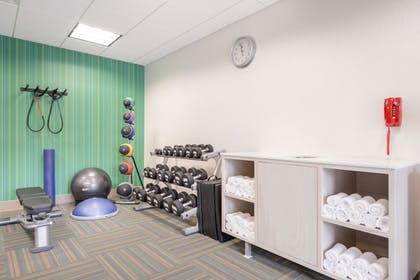 Fitness Facility | Holiday Inn Express & Suites Salem