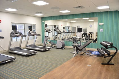 Fitness Facility | Holiday Inn Express & Suites Toledo West
