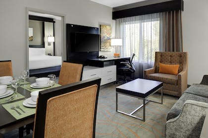 | Suite, Non Smoking (King) | Holiday Inn Windsor Wine Country