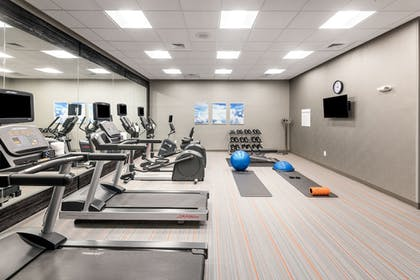 Fitness Facility | Holiday Inn Express & Suites Charlotte Airport