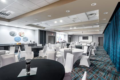 Ballroom | Holiday Inn Express & Suites Charlotte Airport