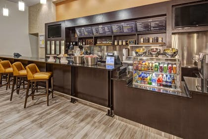 Restaurant | Courtyard by Marriott Kansas City Downtown/Convention Center