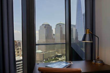 Guestroom View | Courtyard New York Downtown Manhattan/World Trade Center