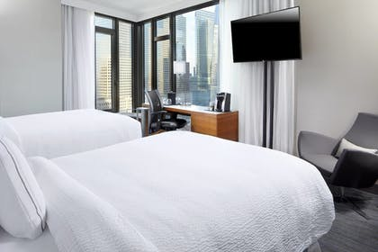 Guestroom | Courtyard New York Downtown Manhattan/World Trade Center