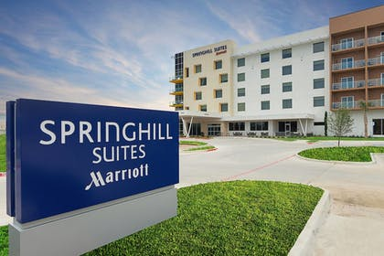 Exterior   SpringHill Suites by Marriott Fort Worth Fossil Creek