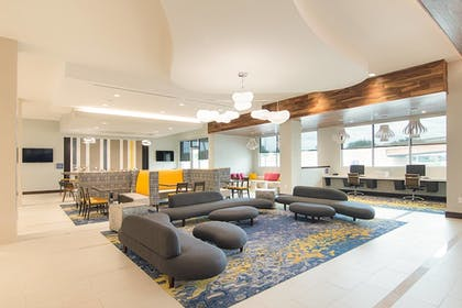 Lobby   SpringHill Suites by Marriott Fort Worth Fossil Creek