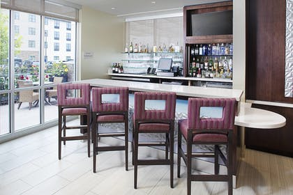 Restaurant   Springhill Suites by Marriott Carle Place Garden City