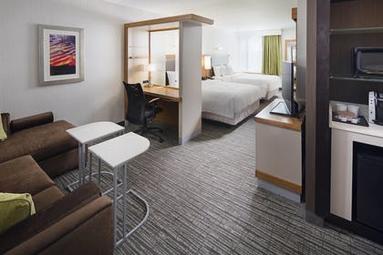 Guestroom | Springhill Suites by Marriott Carle Place Garden City